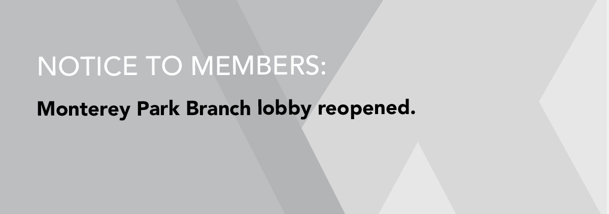 MP Lobby Reopened Notice