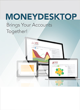 MoneyDesktop awareness